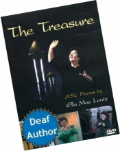 A cover DVD page of The Treasure by Lentz